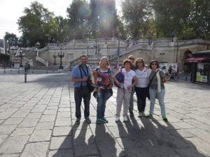Plaza XX Settembre en Bolonia