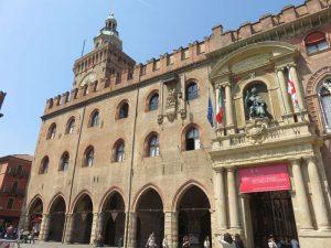 Palazzo Communale en Bolonia