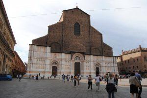 Iglesia de San Petronio en Bolonia