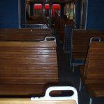 En el tren a Mer de Glace