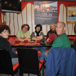 Cenando en L'Equipage en Saint Malo