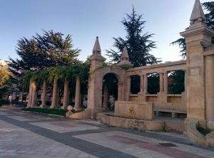 Pérgola de Bouzas en Vigo
