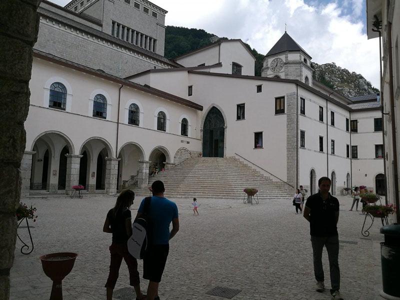 Abadía de Montevergine