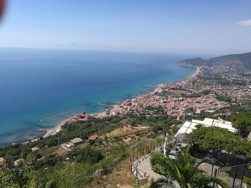Vista de Santa María