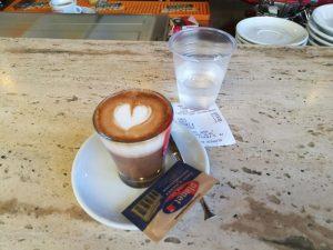 Café de despedida en Castellbate