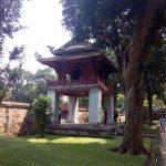 Vam Mieu en Hanoi