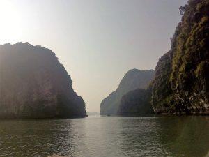 Impresionante Halong Bay