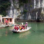 Navegando por Halong Bay
