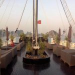 Viendo amanecer en Halong Bay