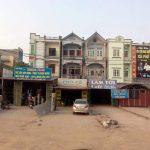 Casas estrechas y altas en Vietnam