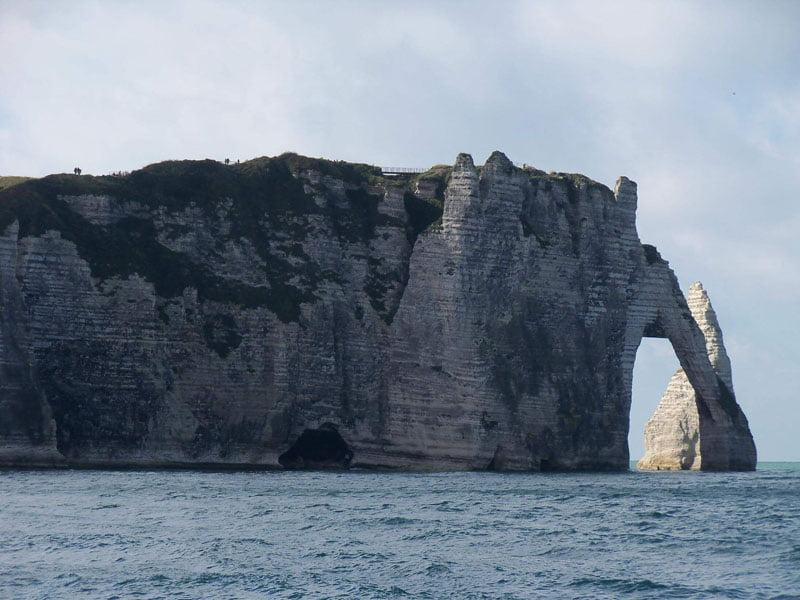 Porte d'Aval en Etretat