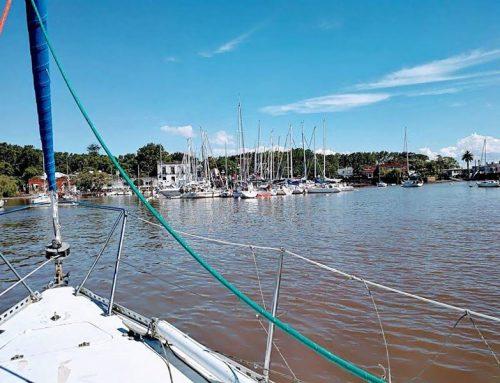 Navegando por el Río de la Plata