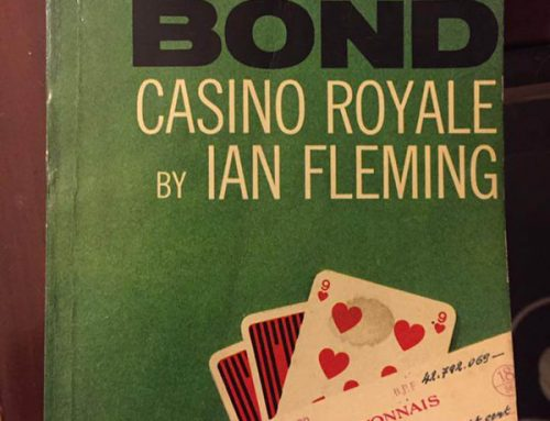 Casino Royale – Ian Fleming