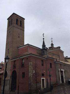 Iglesia de San Pedro el Viejo en Madrid