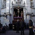 Semana Santa en la Basílica de San Miguel de Madrid