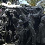 """Monumento a Joselito """"El Gallo"""" en el cementerio de Sevilla"""