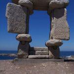 Mirador Ventana al Atlántico en O Portiño_ Coruña