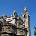 Catedral y Giralda en Sevilla