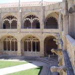 Rincón del Claustro del Monasterio de los Jerónimos
