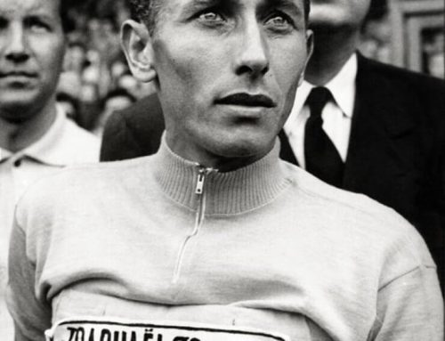 La soledad de Anquetil – Paul Fournel