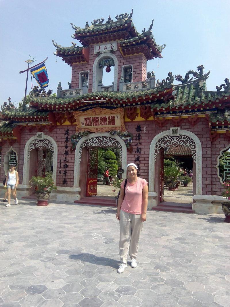 Sala de Asambleas de Phuoc Kien en Hoi An