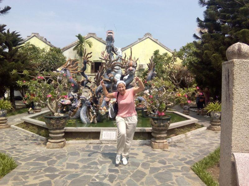 En Hoi An en Vietnam