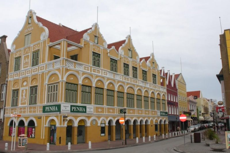 Construcciones de Curaçao