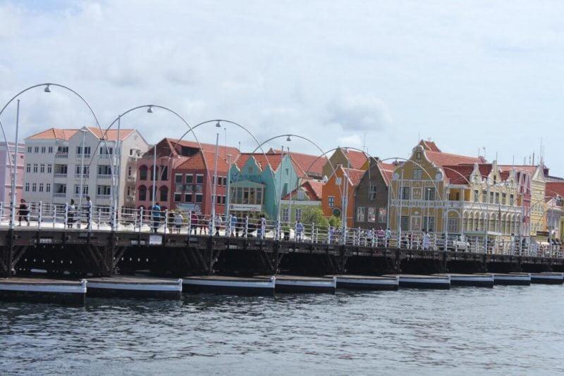 Puente Emma en Curaçao