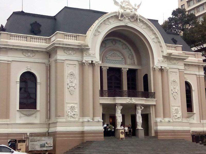 Casa de la Opera de Saigón
