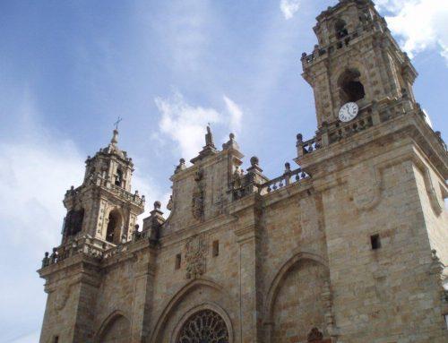 Una joya en el camino norte de Santiago : Mondoñedo
