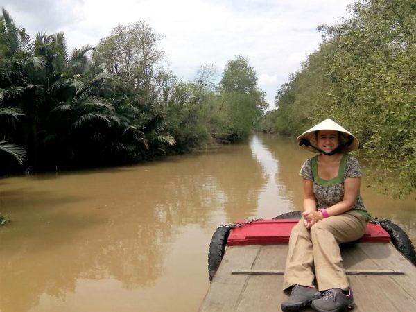 Por el río Mekong