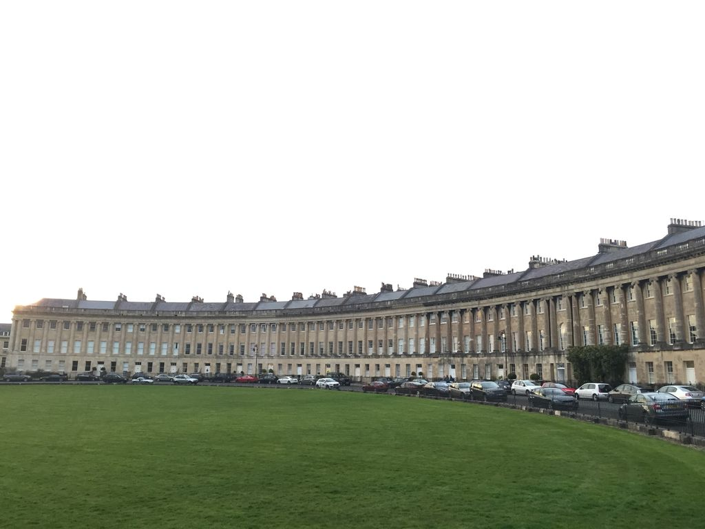 Royal Crescent en Bath