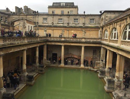 Así veo yo esta ciudad, Bath.