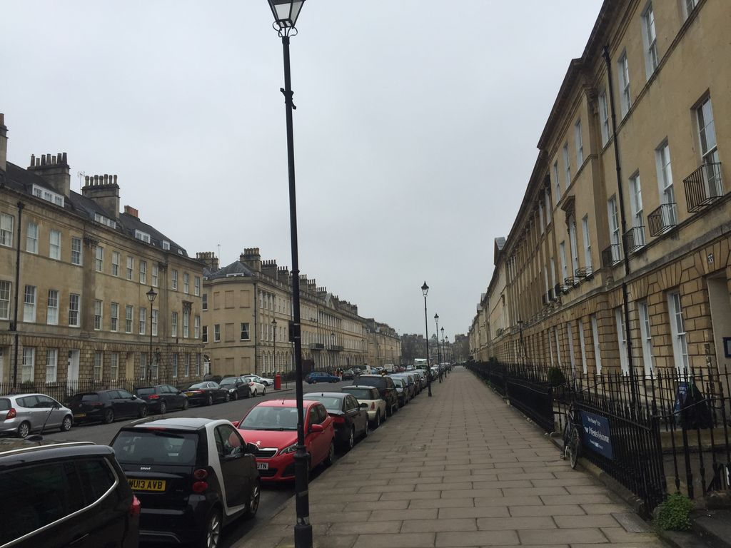 La Great Pulteney Street