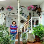 Visita a Patio Juan Rufo durante La Fiesta de los Patios 2017