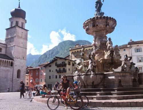 Dando cambolitas – Entrando en Italia, hasta Trento
