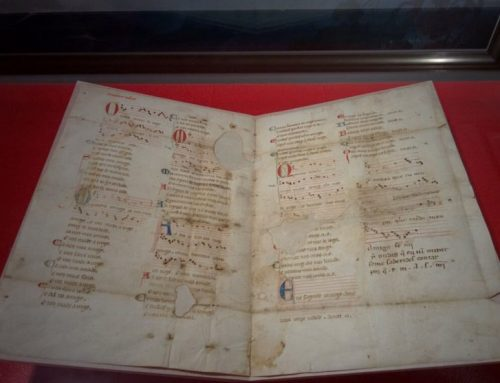 El pergamino Vindel: Letras Gallegas de Vigo a  New York