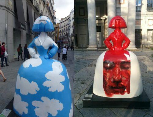 MENINAS MADRID GALLERY: la ciudad es el escenario