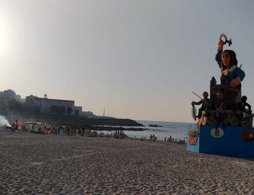 San Xoan 2018 en A Coruña
