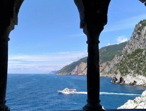 Recorriendo Liguria en tren y barco