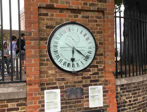Greenwich, todo el tiempo del mundo