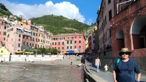 Vernazza en la Cinque Terre_ Liguria_Italia
