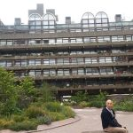 En el Barbican Estate
