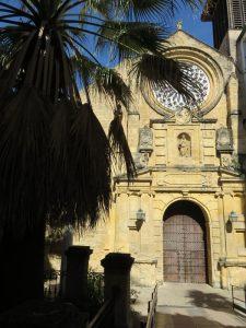 Iglesia de San Pablo en Córdoba