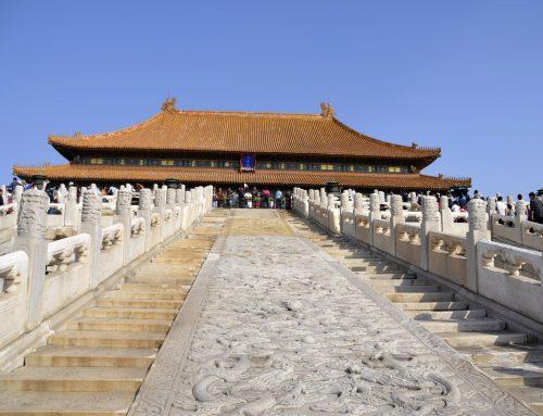 ¡Y pensar que yo no quería ir a Pekín!