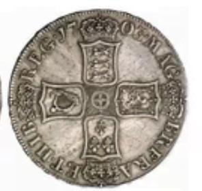 Moneda conmemorativa de la batalla de Rande