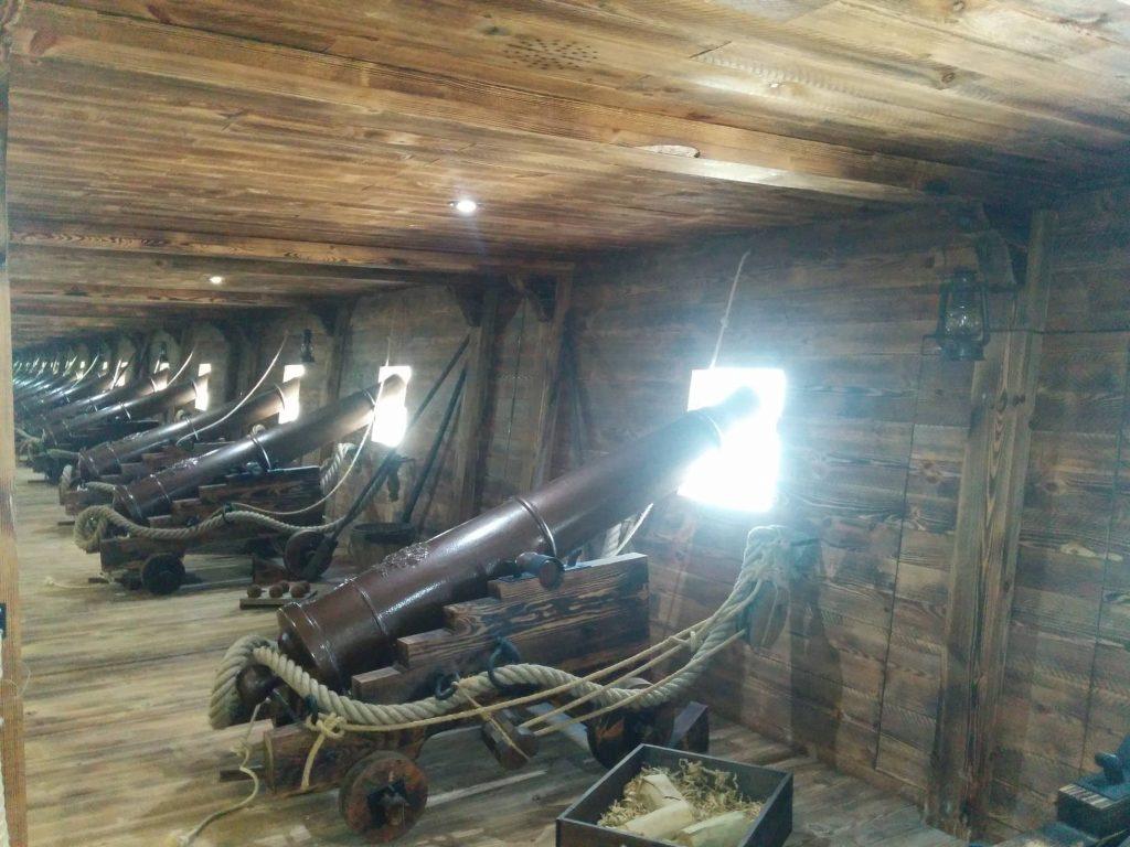 Centro de interpretación de la Batalla de Rande