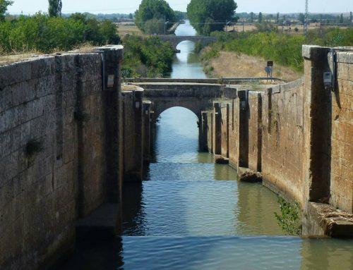 La fuerza de un sueño, el Canal de Castilla