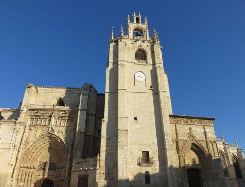 Una catedral llena de curiosidades, Palencia