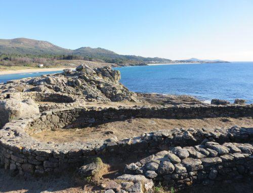 El castro de Baroña, una aldea celta